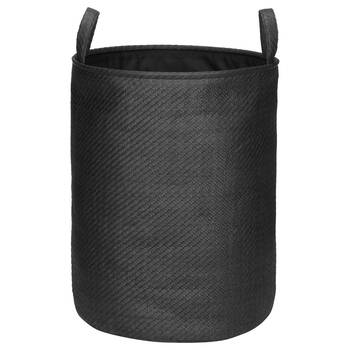 Woven Hamper with Handle