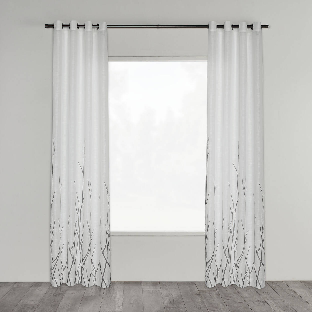 Penny Sheer Curtain