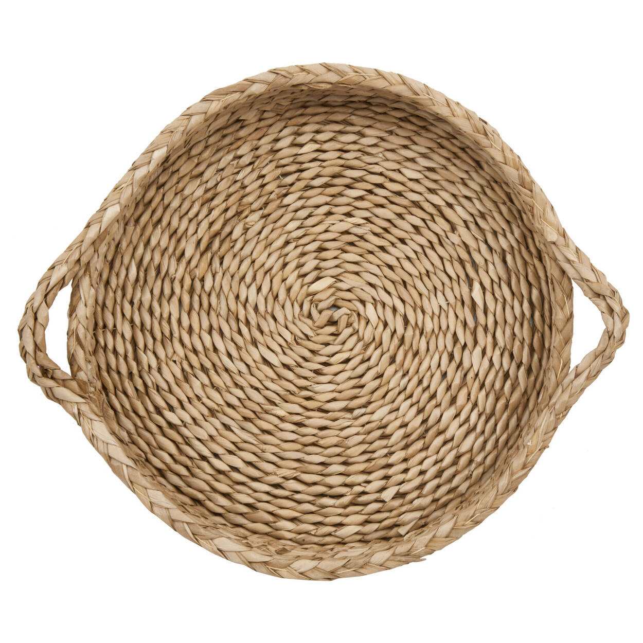 Round Woven Tray