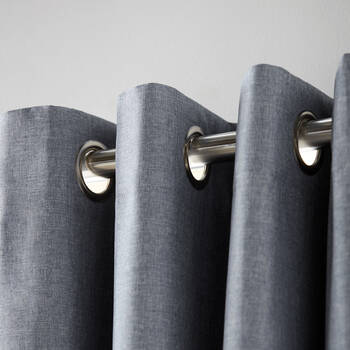 Blackout Curtain - Chambray