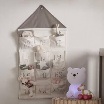 Alphabet Hanging Storage