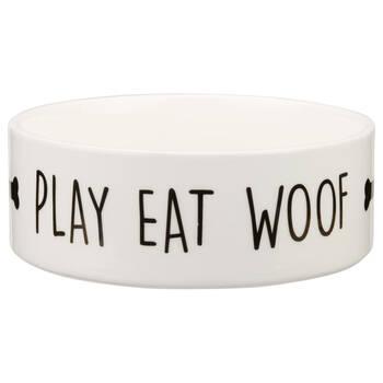 Dog Bowl Play