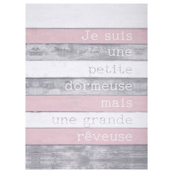 Dormeuse Printed Canvas