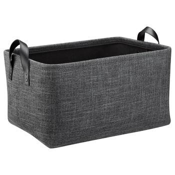 Large Chita Storage Basket with Handles