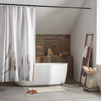 Reed Field Shower Curtain