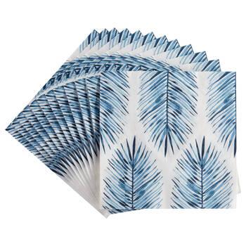 Paquet de 20 serviettes de table