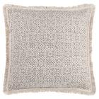 """Aysi Flange Decorative Pillow 19"""" X 19"""""""