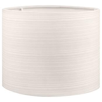 Striped Linen Lamp Shade
