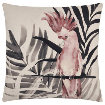 """Parrots Decorative Pillow Cover 18"""" X 18"""""""