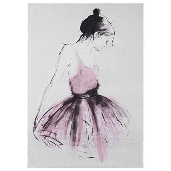 Ballerina Canvas
