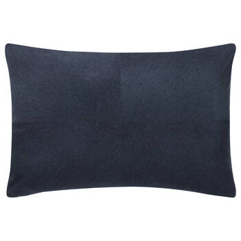 "Weldon Embroidered Decorative Lumbar Pillow 14"" X 21"""