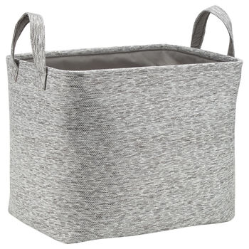 Large Storage Basket with Handles