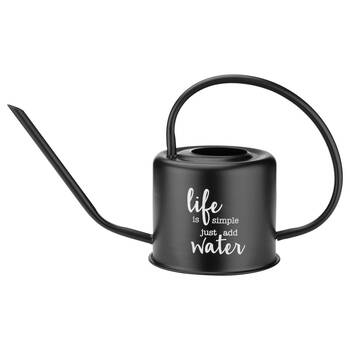 Watering Can Life Is Simple