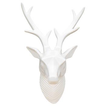 Tête de cerf décorative