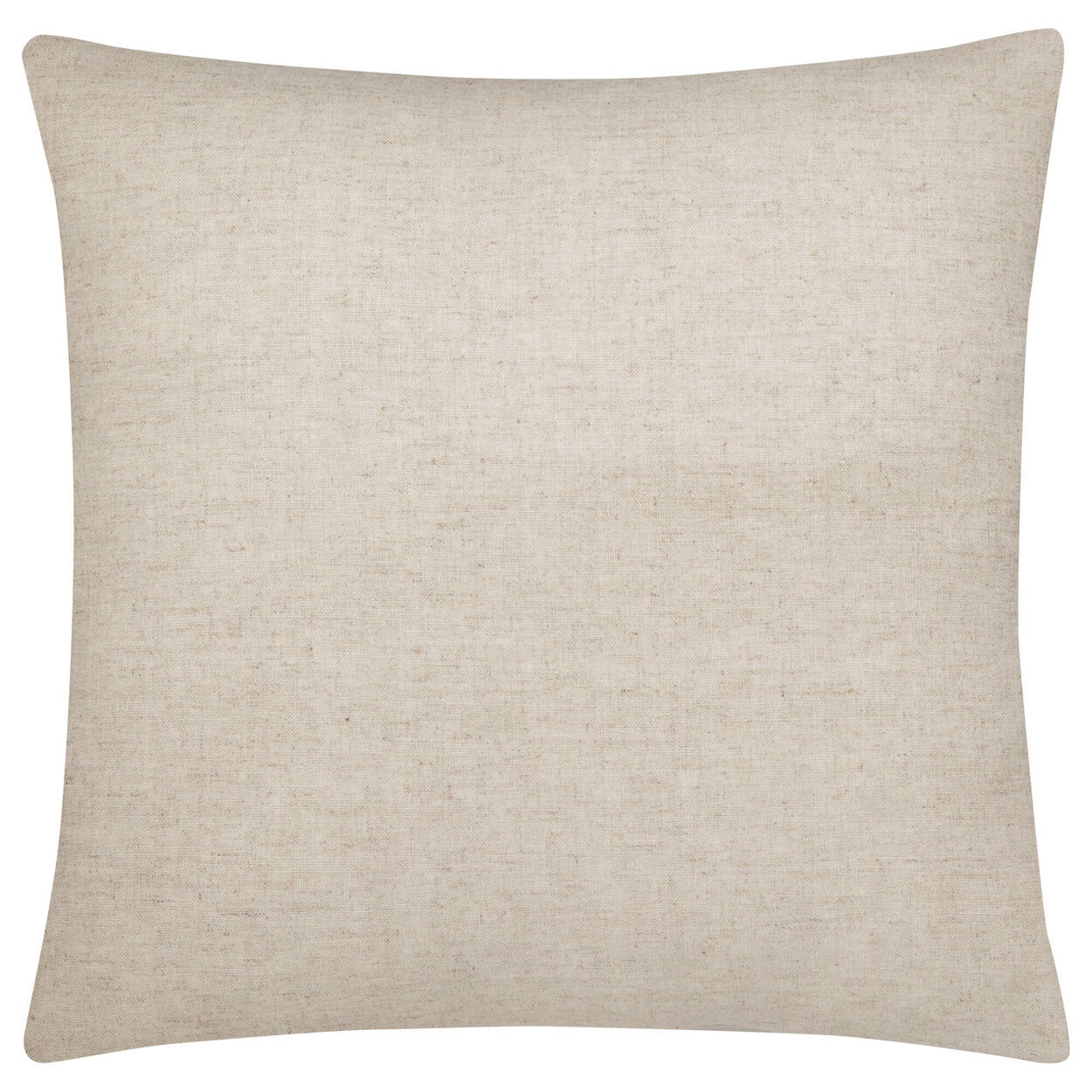 """Leaf Decorative Linen Pillow 20"""" X 20"""""""