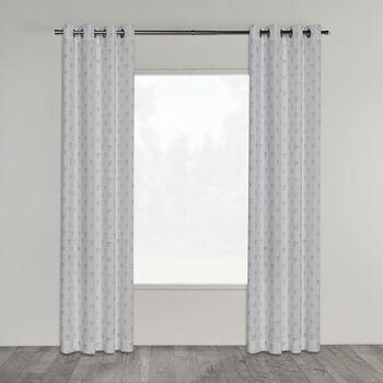 Heart Blackout Curtain