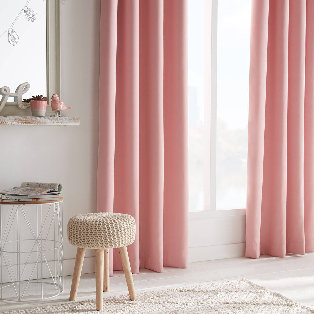 Amya Curtain
