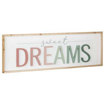 Decorative Plaque Sweet Dreams