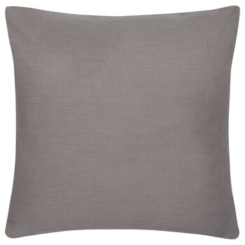 "Chut Embroidered Decorative Pillow 15"" X 15"""