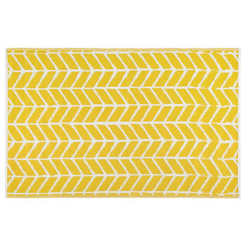 Yellow Outdoor Rug