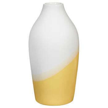 3-Toned Ceramic Table Vase