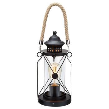 Lampe de table lanterne