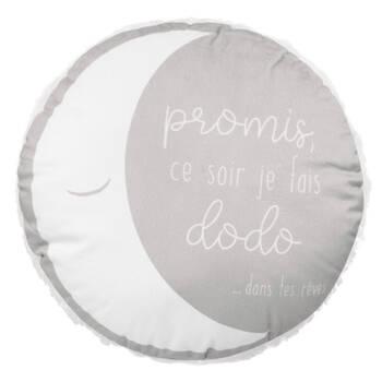 "Fais Dodo Sherpa-Lined Decorative Pillow 15"" X 15"""