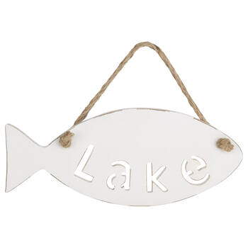 Fish Lake Wall Art