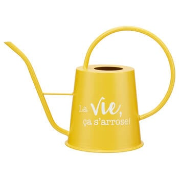 Watering Can La Vie