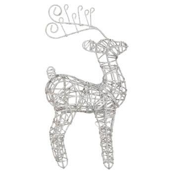 Decorative Metal Wire Reindeer