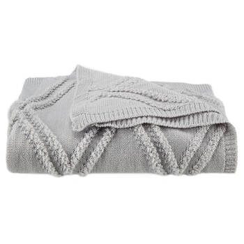 "Felicy Knit Throw 50"" X 60"""