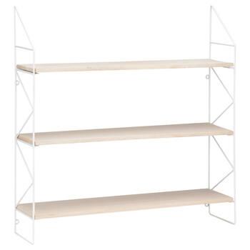 Three-Level Wall Shelf