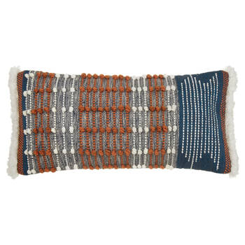 "Rorie Decorative Lumbar Pillow 12"" x 24"""