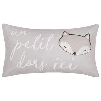 """Renard Decorative Lumbar Pillow 9"""" X 16"""""""