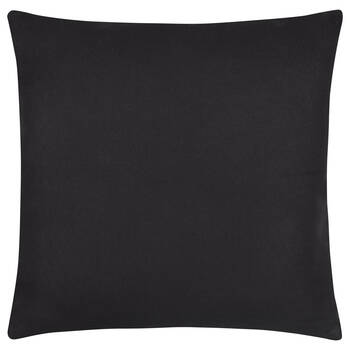 "Chat Va Pas Decorative Pillow Cover 18"" X 18"""