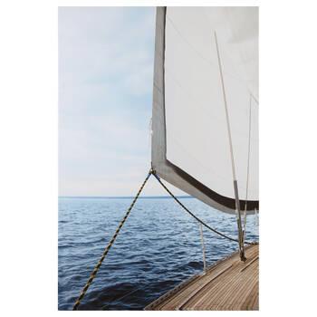 Sail Close-Up Printed Canvas