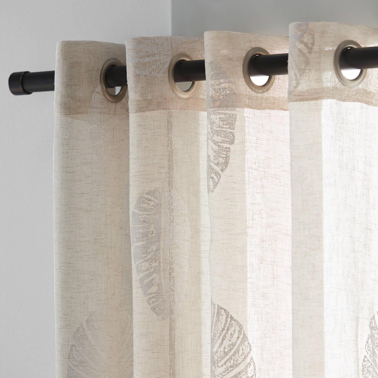 Rennes Sheer Curtain