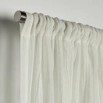 Wavy Sheer Curtain