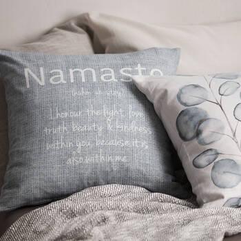"Taryn Decorative Pillow Cover 18"" x 18""'"