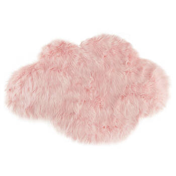 Cloud Faux Fur Rug
