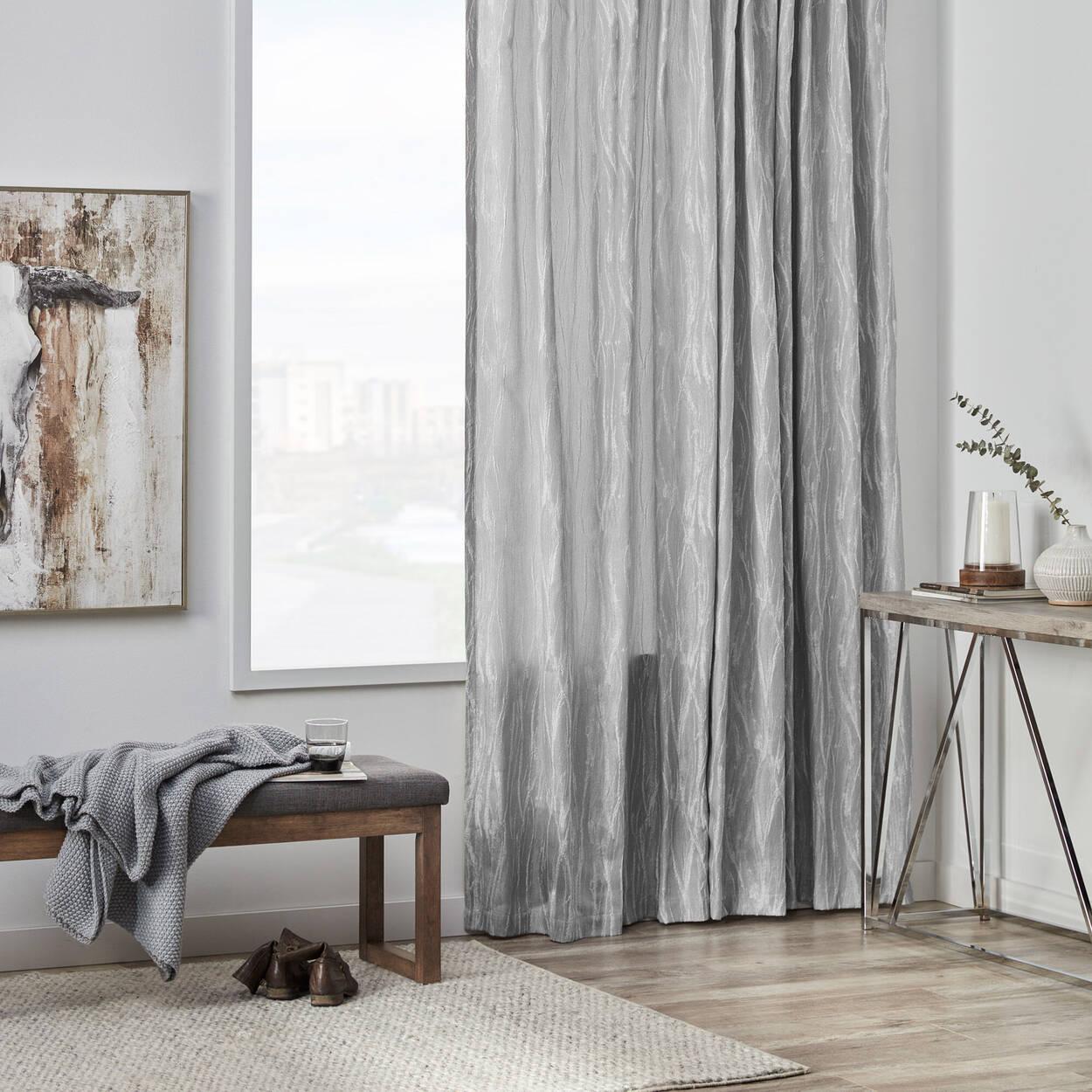 Balaton Curtain with Hidden Back Tab