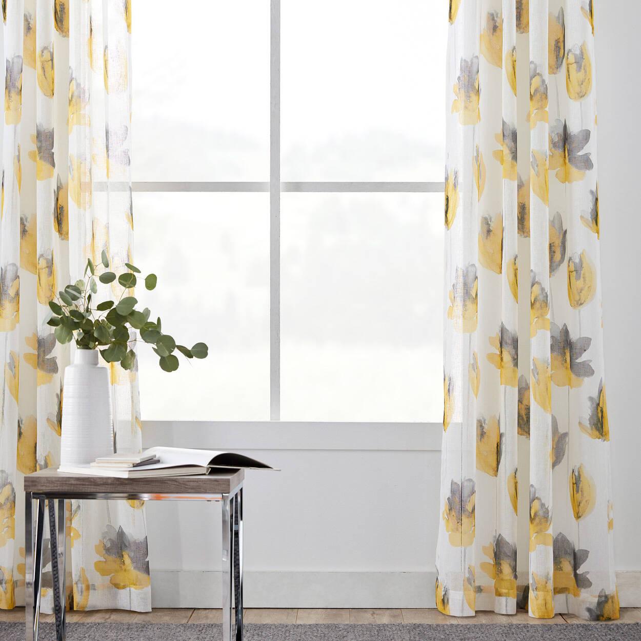 Jolynn Floral Curtain