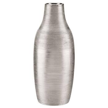 Scratched Ceramic Table Vase