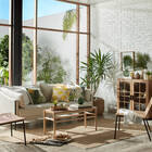 Chaise d'appoint en cannage