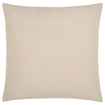 """Chien & Chat Decorative Pillow Cover 18"""" X 18"""""""