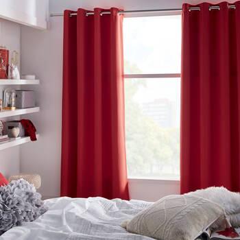 Amya Room Darkening Curtain