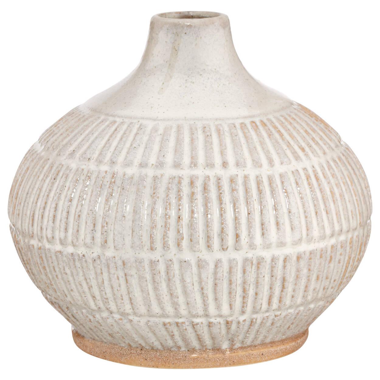 Terra-Cotta Table Vase