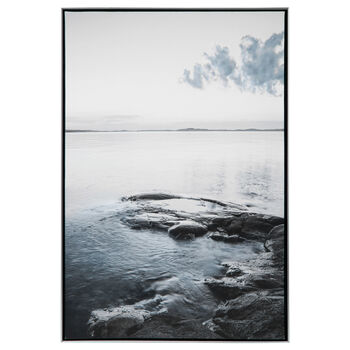 Calm Water Framed Art