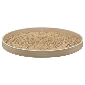 Serving Tray With Rope