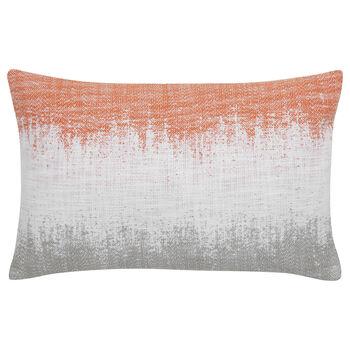 """Edwin Jacquard Decorative Lumbar Pillow 13"""" X 20"""""""